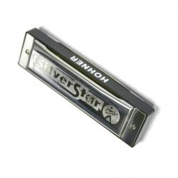 Hohner 504/20 Silver Star G Mızıka (Sol Majör)