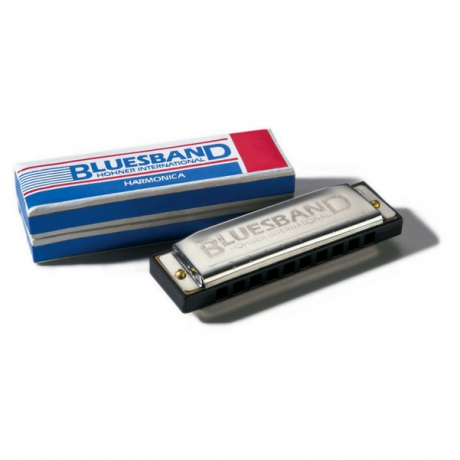 Hohner 559/20 Blues Band C Mızıka (Do Majör)<br>Fotoğraf: 2/2