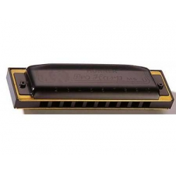 Hohner 562/20 MS Pro Harp G Mızıka (Sol Majör)