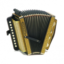 Hohner A3302 114c Vienna Model Akordeon
