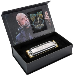 Hohner Billy Joel Signature Harp Mızıka (Do Majör)