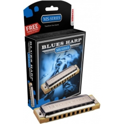 Hohner Blues Harp MS Serisi Mızıka (Do Majör)