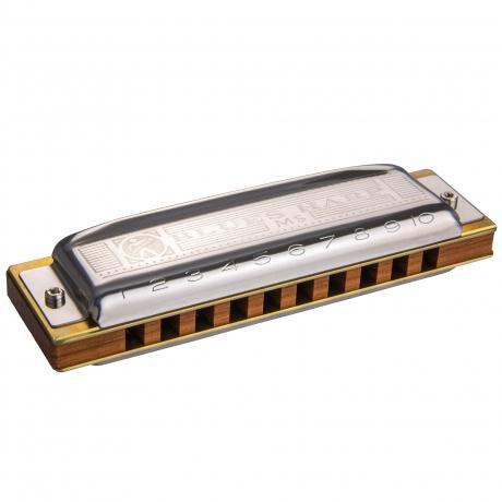 Hohner Blues Harp MS Serisi Mızıka (Sol Majör)<br>Fotoğraf: 2/3