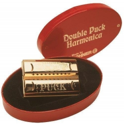 Hohner Double Puck Mızıka (Do-Sol Majör)
