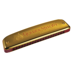 Hohner Golden Melody Tremolo C Mızıka (Do Majör)