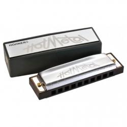 Hohner Hot Metal Box D Mızıka (Re Major)