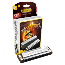 Hohner Hot Metal C Mızıka (Do Majör)