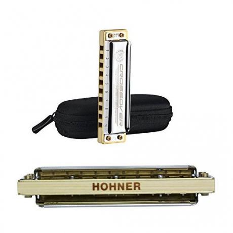 Hohner M2009066x Marine Band Crossover Mızıka (Fa Majör)<br>Fotoğraf: 1/3