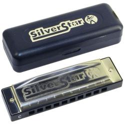 Hohner M50403 X Silver Star Mızıka (Re Majör)