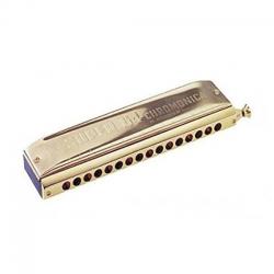 Hohner M758364 7583/64 Super 64 Gold Mızıka (Do Majör)