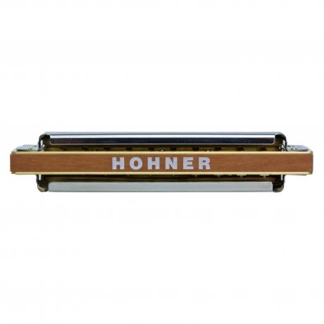 Hohner Marine Band 1896/20 Mızıka (La Majör)<br>Fotoğraf: 3/3