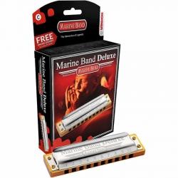 Hohner Marine Band Deluxe Mızıka (Do Majör)