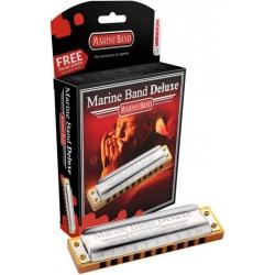 Hohner Marine Band Deluxe Mızıka (Mi Majör)