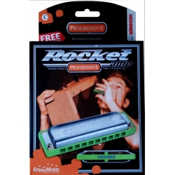 Hohner Rocket Amp Mızıka (Do Majör)