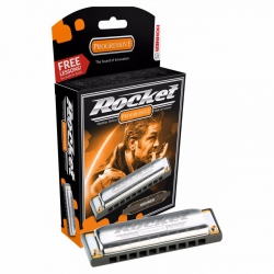 Hohner Rocket F# Mızıka (Fa Diyez Major)