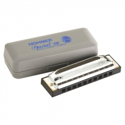 Hohner Special 20 560/20 G Country Mızıka (Sol Major)