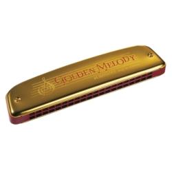 Hohner Tremolo Golden Melody Mızıka (Do Majör)