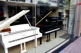 İstanbul, Beşiktaş Piyano Konsept Mağazası, Fotoğraf: (3/5)