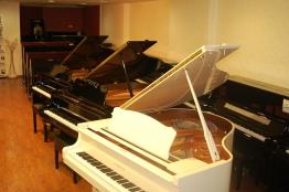 İstanbul, Beşiktaş Piyano Konsept Mağazası, Fotoğraf: (5/5)