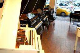 İstanbul, Beşiktaş Piyano Konsept Mağazası, Fotoğraf: (4/5)