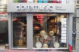 İstanbul, Beyoğlu (Tünel) Davul Mağazası, Fotoğraf: (1/5)