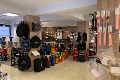 İstanbul, Beyoğlu (Tünel) Davul & Perküsyon Mağazası, Fotoğraf: (2/9)