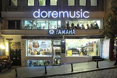 İstanbul, Beyoğlu (Tünel) Piyano Mağazası, Fotoğraf: (1/5)