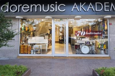 İstanbul, Etiler Akademi & Mağazası, Fotoğraf: (2/10)
