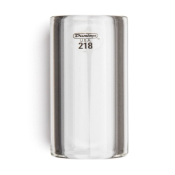 Jim Dunlop 218 SI Glass Slide