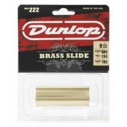 Jim Dunlop 222 Brass Medium Slide