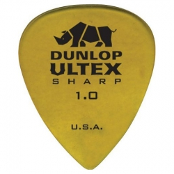 Jim Dunlop 433R1.0 Ultex Sharp 72li Pena  (1.00 mm)