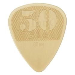Jim Dunlop 442R.60 50th Anniversary Gold Nylon Pena (0.60 mm)