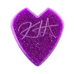 Jim Dunlop 47RKH3NPS Kirk Hammett Purple Sparkl Pena