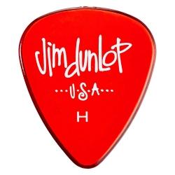 Jim Dunlop 486PHV Gels Heavy 12li Paket Pena (Kırmızı)