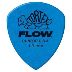 Jim Dunlop 558P1.0 Tortex Flow 12li Pena (1.00 mm)