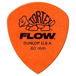 Jim Dunlop 558P.60 Tortex Flow 12li Pena (0.60 mm)