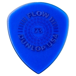 Jim Dunlop 558P.73 Tortex Flow 12li Pena (0.73 mm)