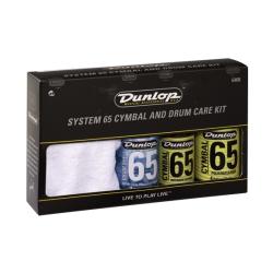 Jim Dunlop 6400 Zil Ve Davul Temizleme Seti