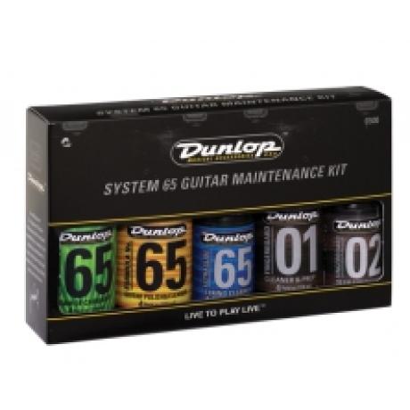 Jim Dunlop 6500 Gitar Temizleme Seti<br>Fotoğraf: 1/3