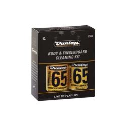 Jim Dunlop 6503 Gövde ve Tuşe Temizlik Seti