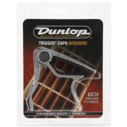 Jim Dunlop 83CN Acoustic Trigger Nickel Capos