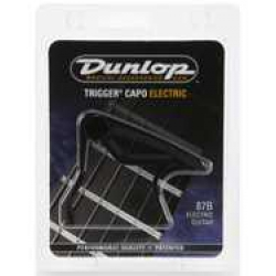 Jim Dunlop 87B Trigger Elektro Siyah Gitar Kaposu