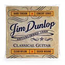 Jim Dunlop Concert Series Hard Tension Klasik Gitar Teli