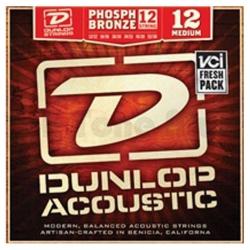 Jim Dunlop DAP1252J Medium 12 Telli Akustik Gitar Teli (.012/.012–.052/.030)