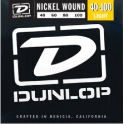 Jim Dunlop DBN40100 4 Telli Bas Gitar Teli (40-100)
