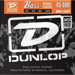Jim Dunlop DBN45100 4 Telli Bas Gitar Teli (45-100)