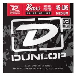 Jim Dunlop DBN45105 4 Telli Bas Gitar Teli (45-105)