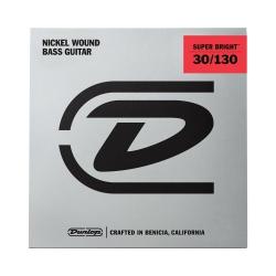 Jim Dunlop DBSBN30130 6 Telli Bas Gitar Teli Set (.030-.130)