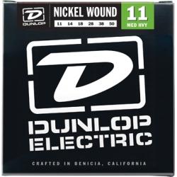 Jim Dunlop DEN1150 Nickel Elektro Gitar Teli (11-50)