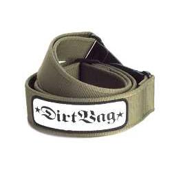 Jim Dunlop Dirt Bag Punk Olive Gitar Askısı